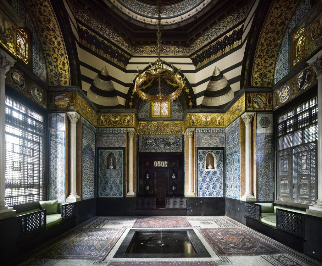 Arab-hall-leighton-house