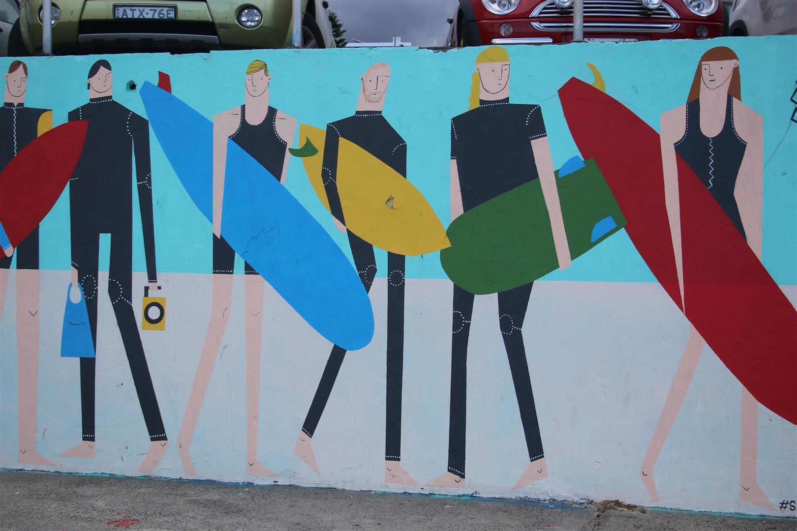 Spiagge (e squali) in Australia, il paese a testa in giù