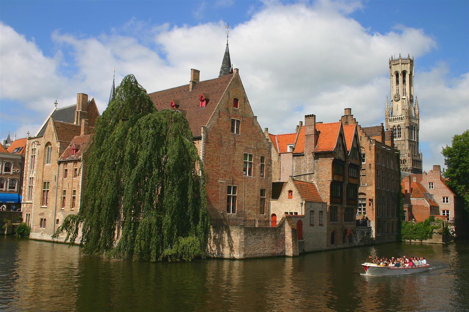 Guida a Bruges: pizzi e merletti