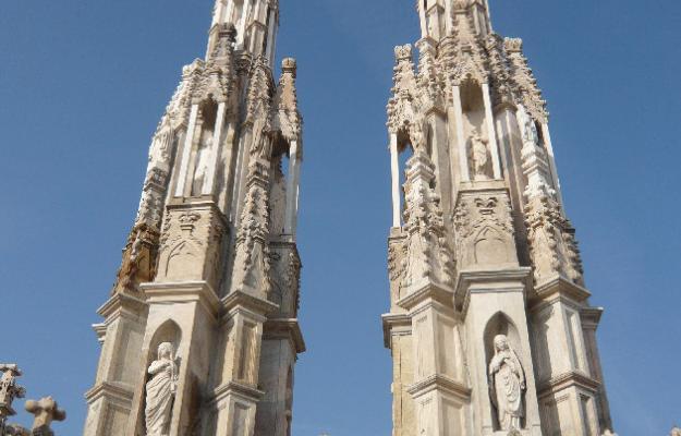 Duomo Milano Guglie