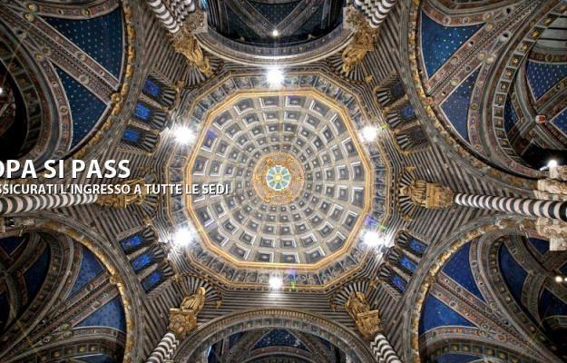 Salire dal Duomo di Siena fino al cielo