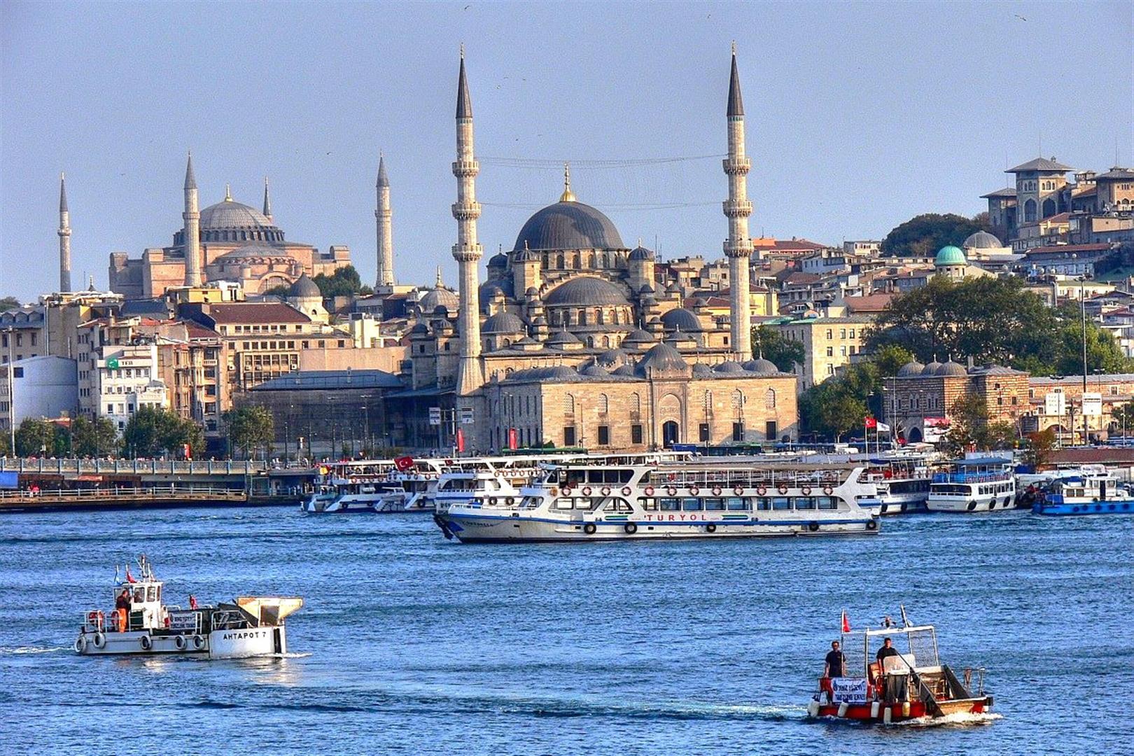 Guida a Istanbul, regina d'Oriente