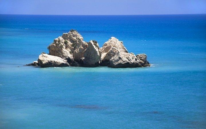 Cipro, l'isola di Afrodite
