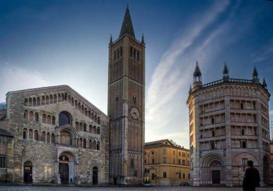 Guida di Parma, la sofisticata