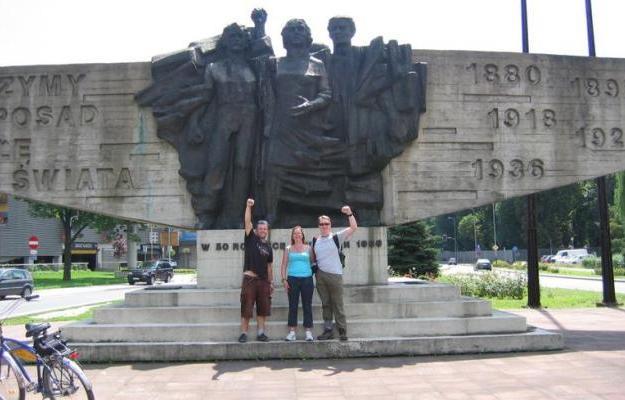 Il tour del comunismo