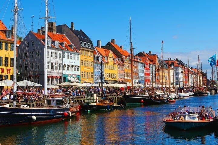 Guida di Copenhagen, sirena del Nord