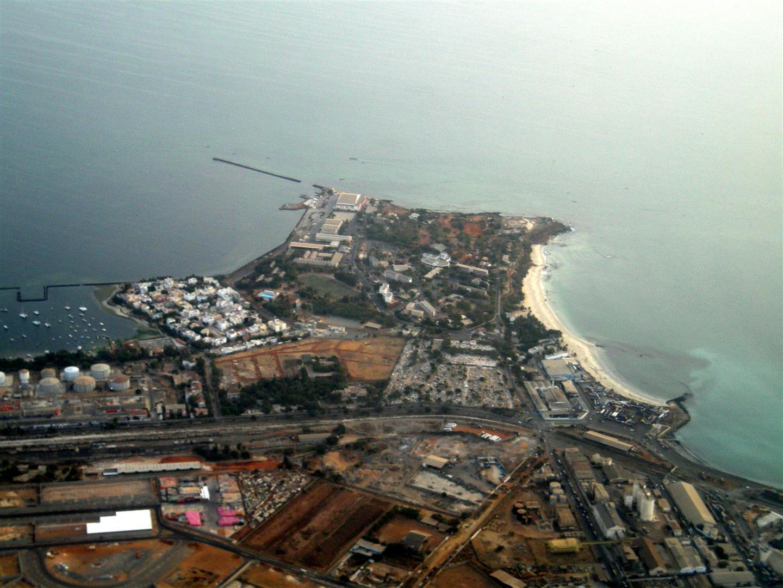 Guida a Dakar, caotica e allegra