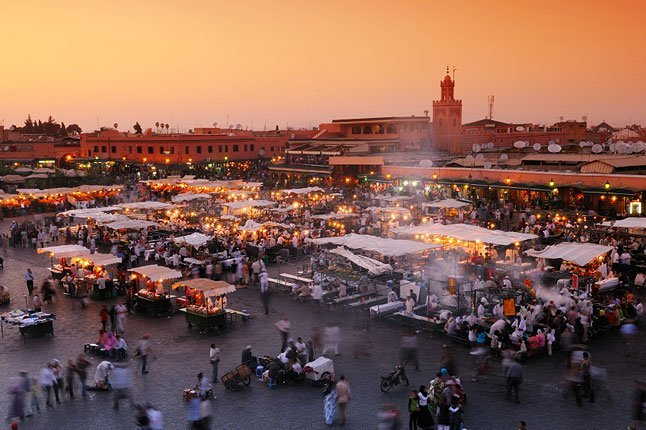 Guida a Marrakesh, mediorientale chic