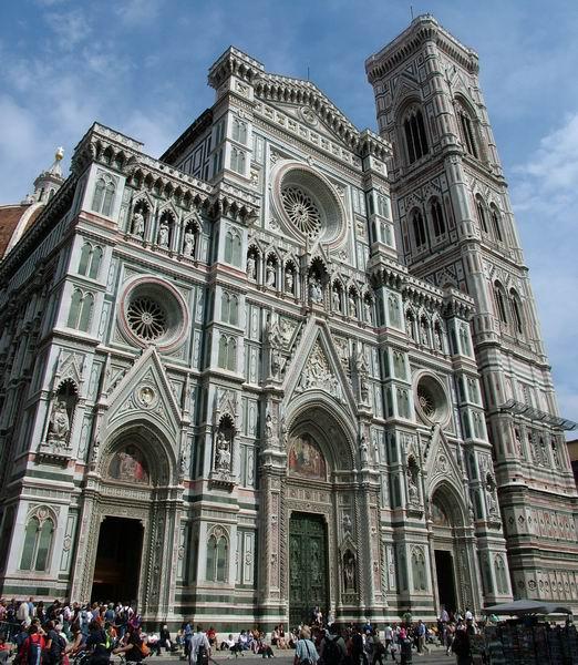 Guida di Firenze, culla di civiltà