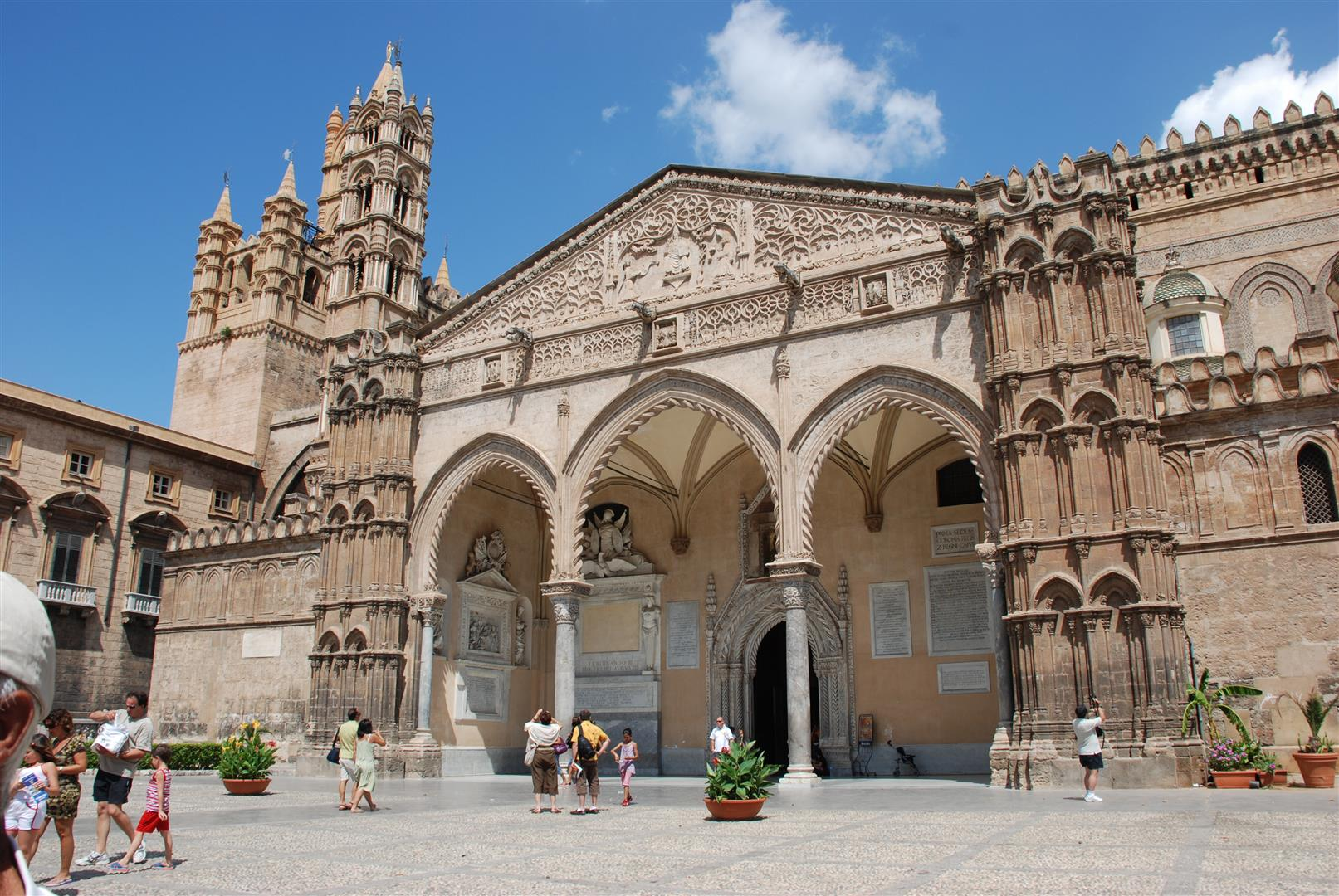 Guida di Palermo, città arabo-normanna