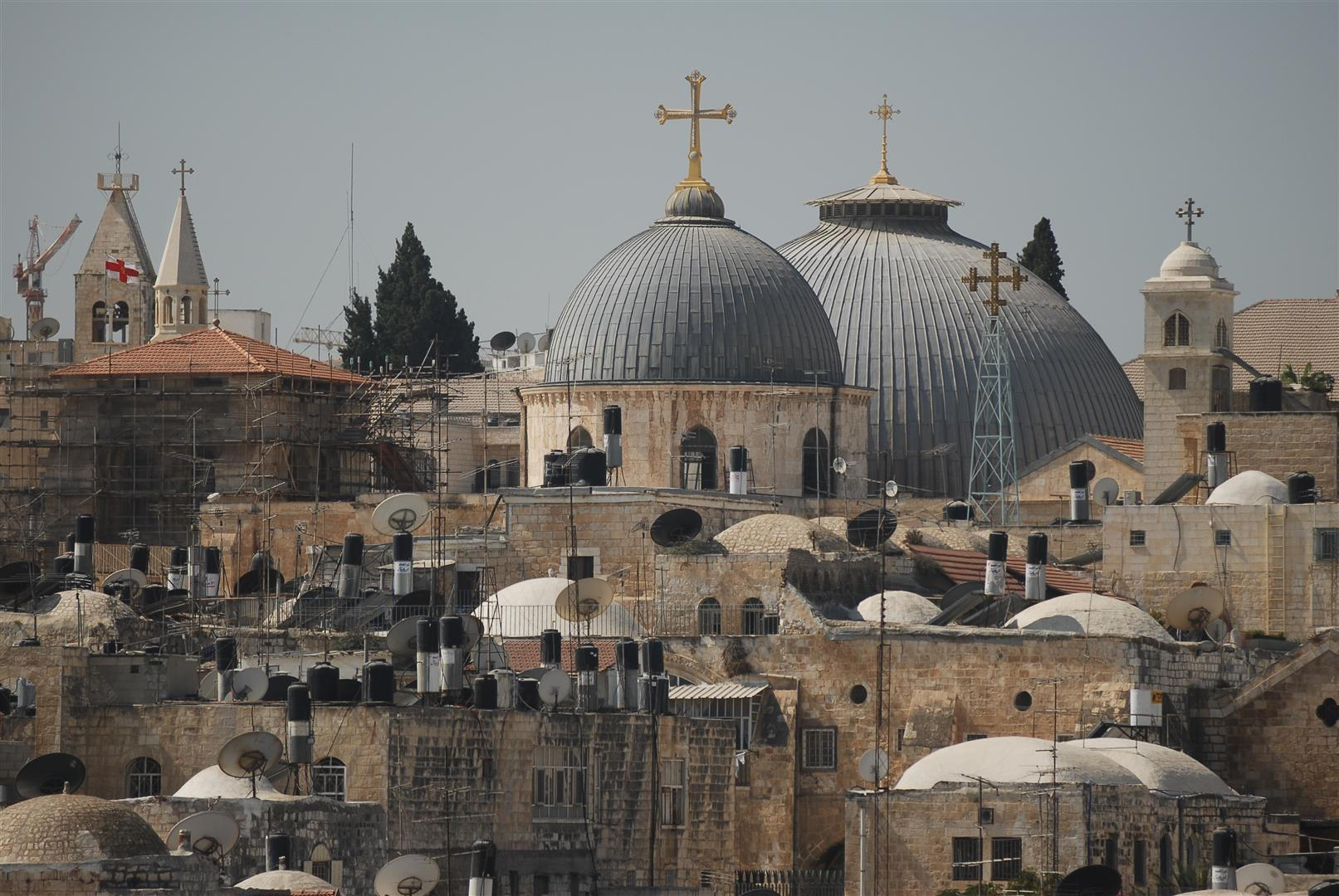 Guida a Gerusalemme, crocevia di religioni