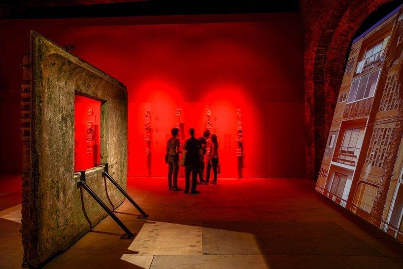 Il padiglione del Chile alla Biennale 2015