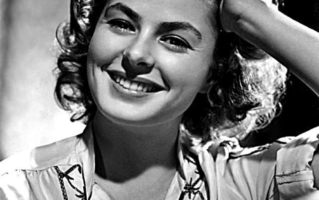 Ingrid Bergman e i suoi 100 anni