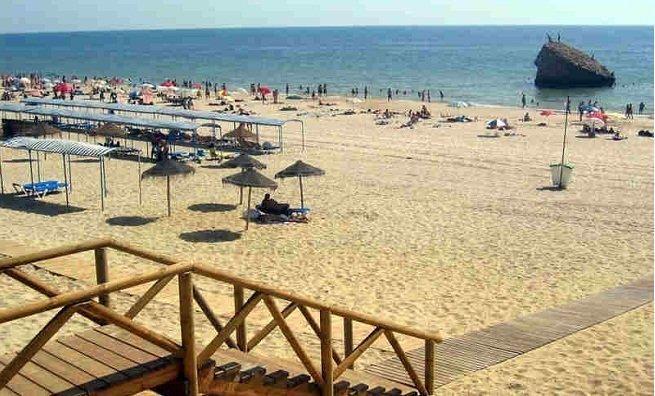 spiaggia di Huelva