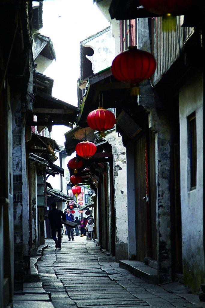 Zhou Zhuang, Cina