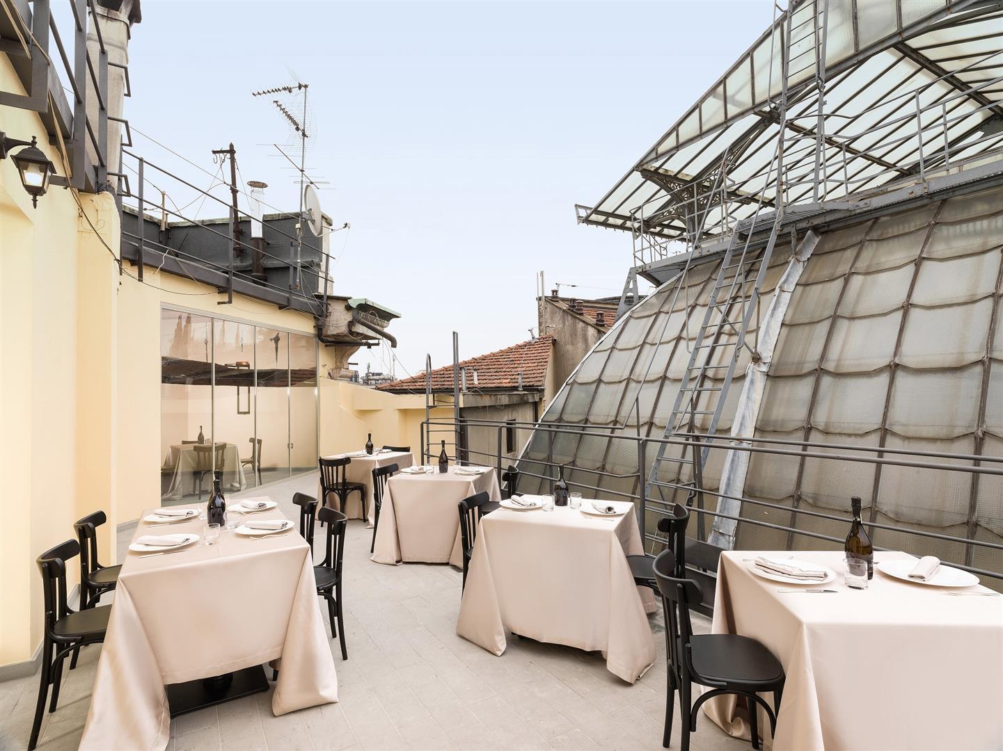 Cammina sui tetti di Milano