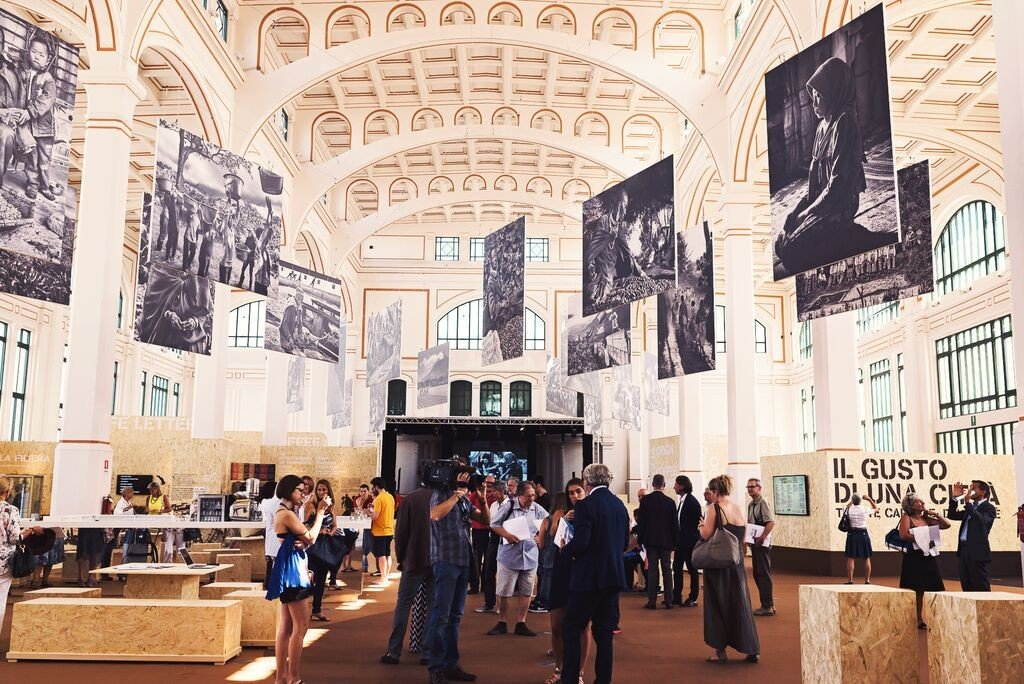 Mostra caffè Trieste, foto Martina Effe