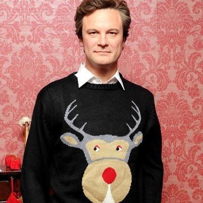 Un maglione (con dentro Colin Firth)