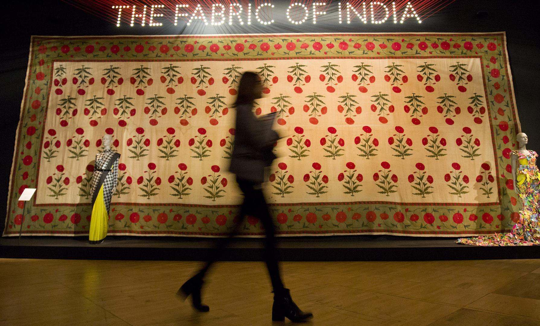 India, il paese delle stoffe