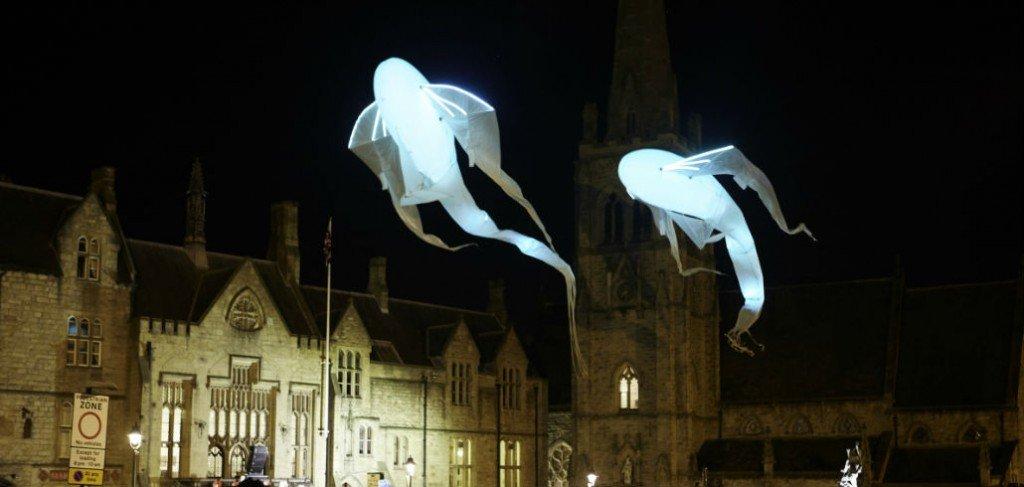 I pesci volanti di Luminoles