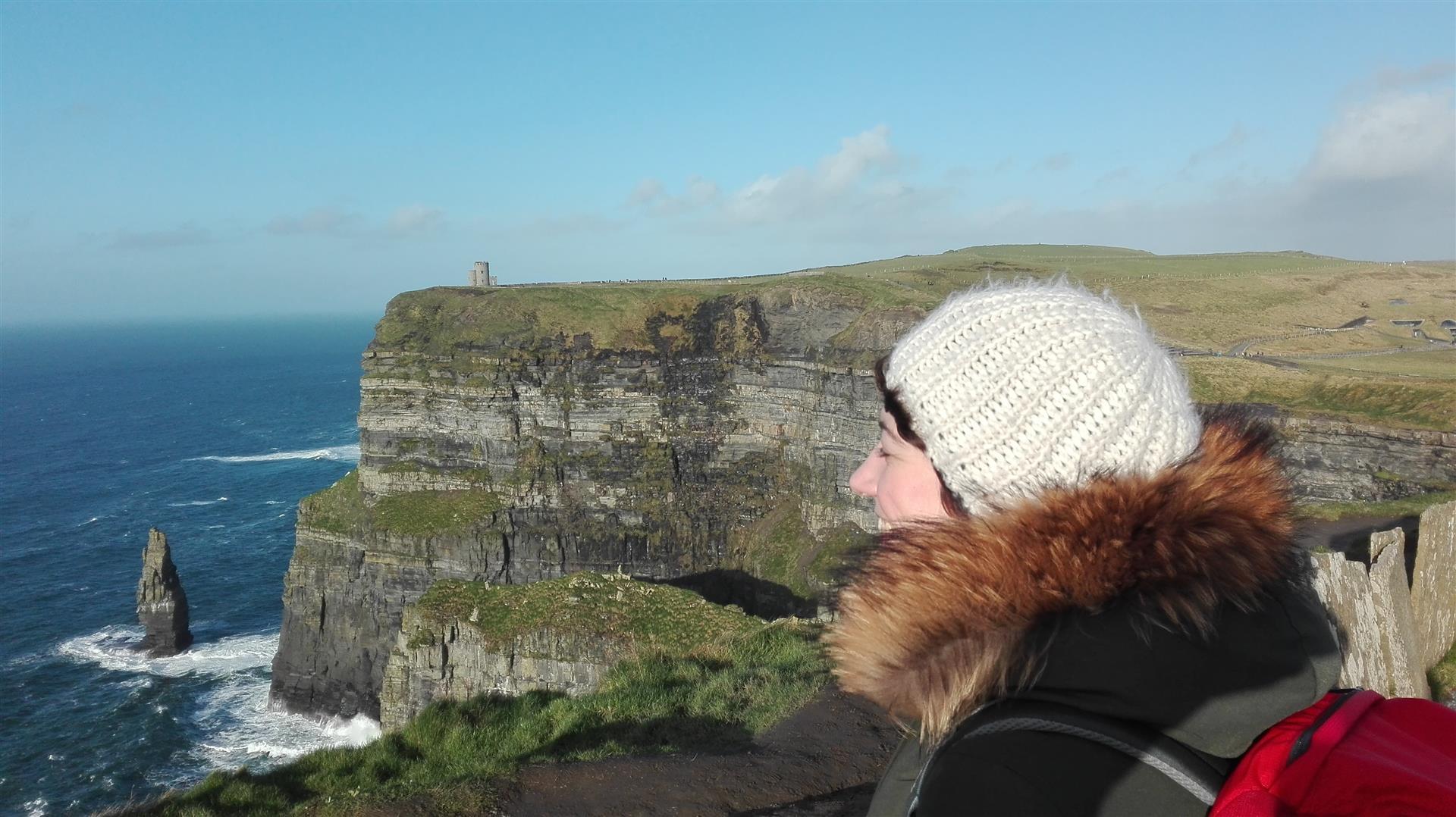 Da sola in Irlanda: Galway