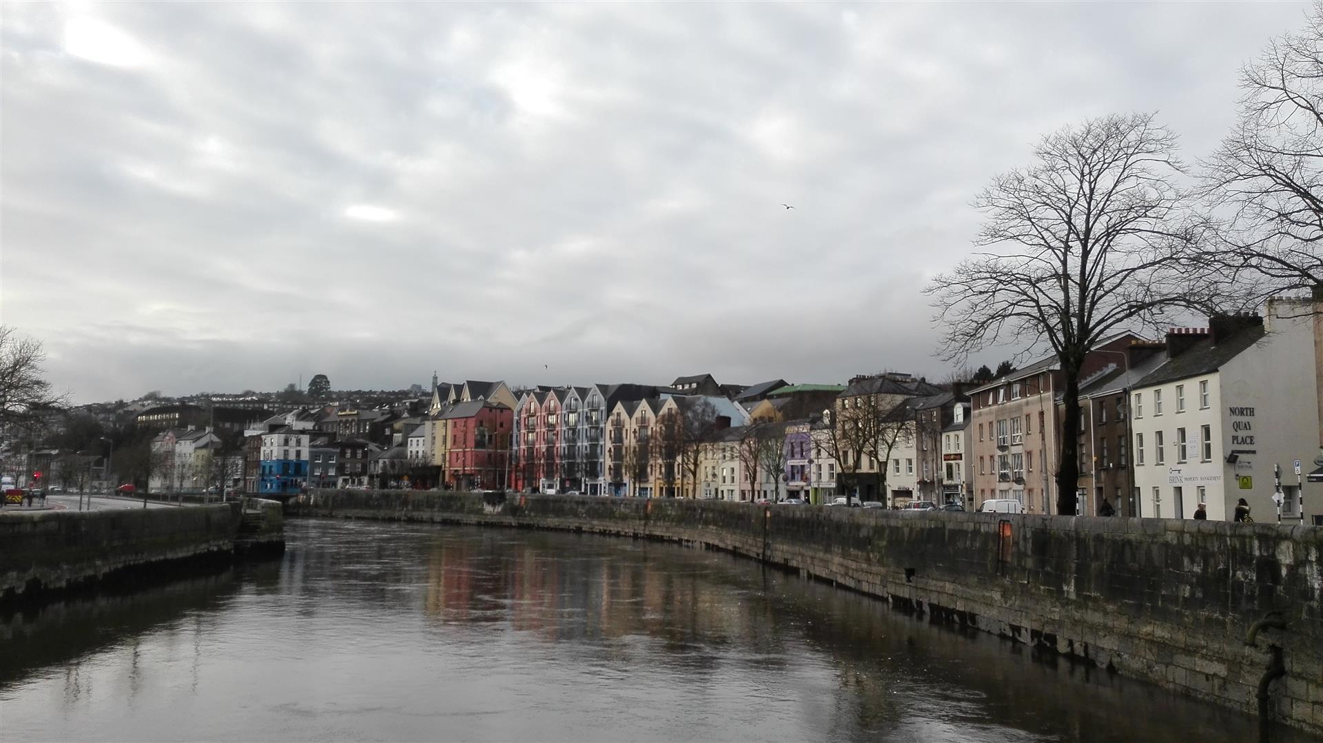 Da sola in Irlanda: Cork