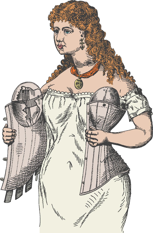 Trattieni il fiato: torna il corsetto