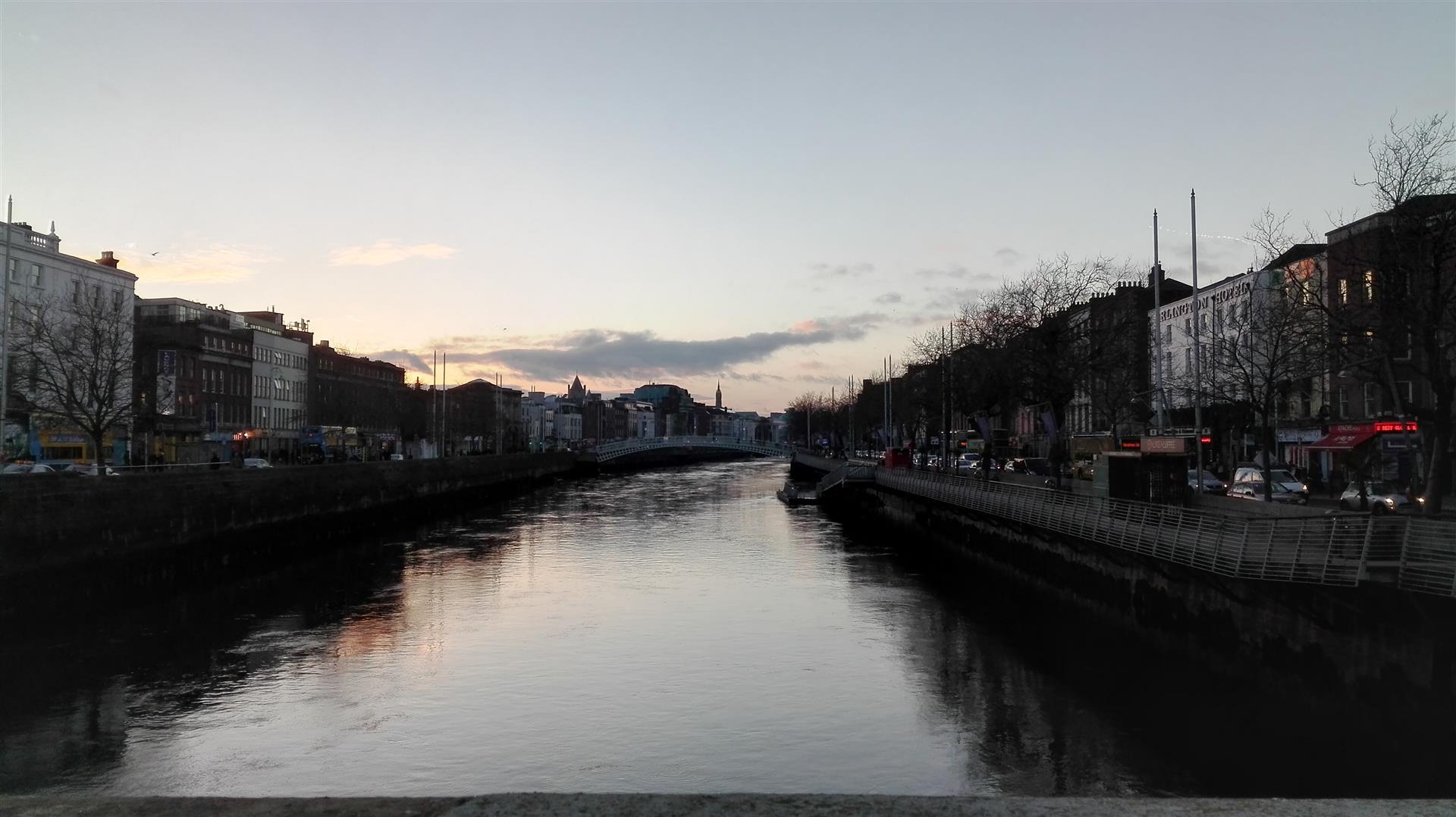 Da sola in Irlanda: Dublino