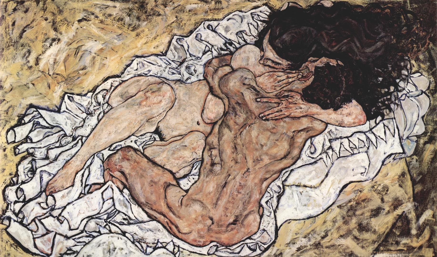Schiele, Kokoschka, Klimt e le donne