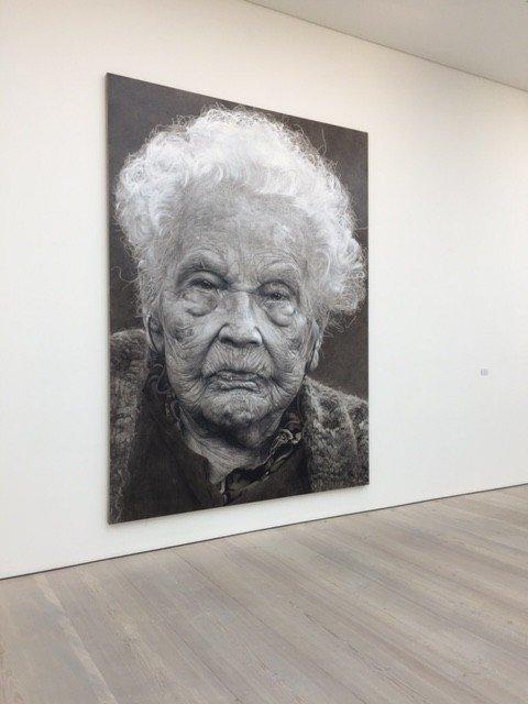 Un'opera di Jelena Bulajic