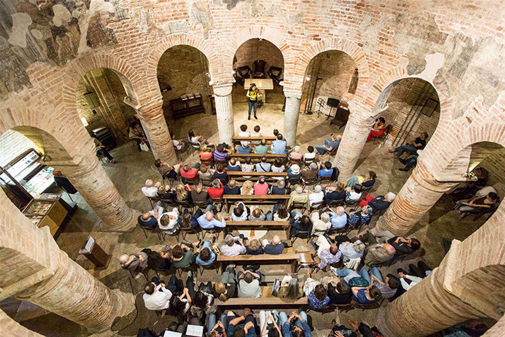 Mantova in musica. Inizia Trame Sonore a Palazzo
