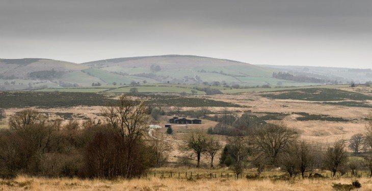 Una casa per pensare, in Galles
