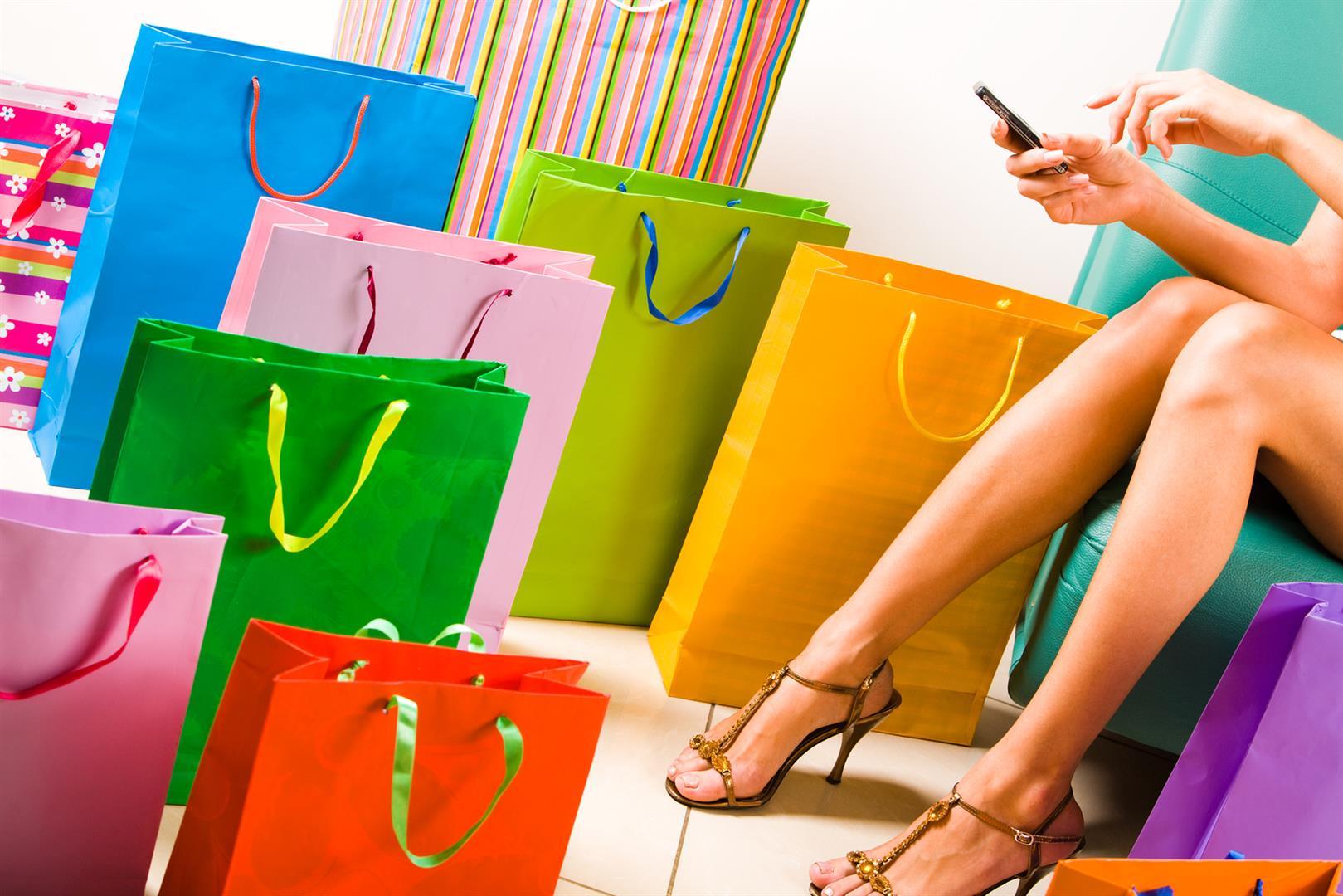 Lo shopping come droga (ma più divertente)