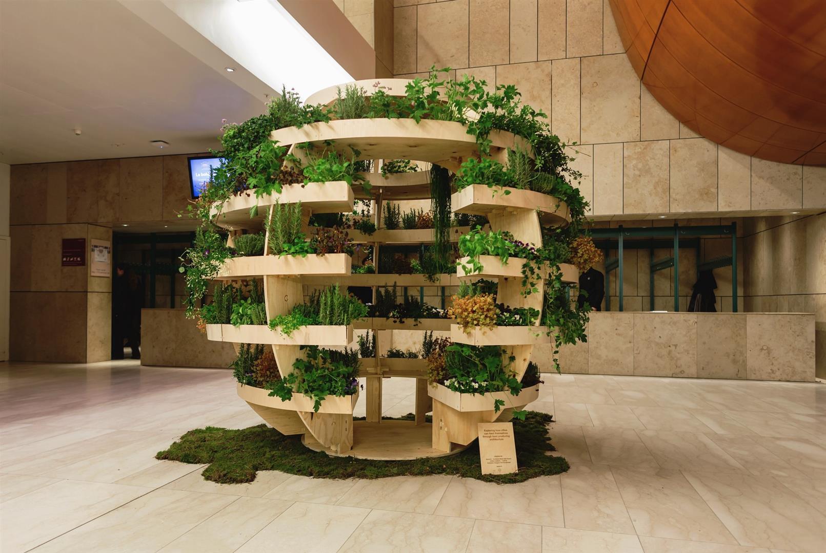 Growroom, l'orto dell'Ikea