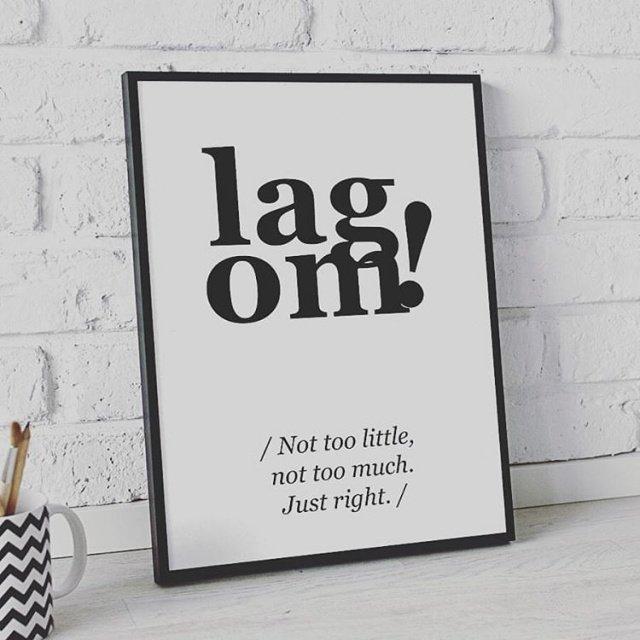 Vivere 'lagom'. La via svedese alla felicità