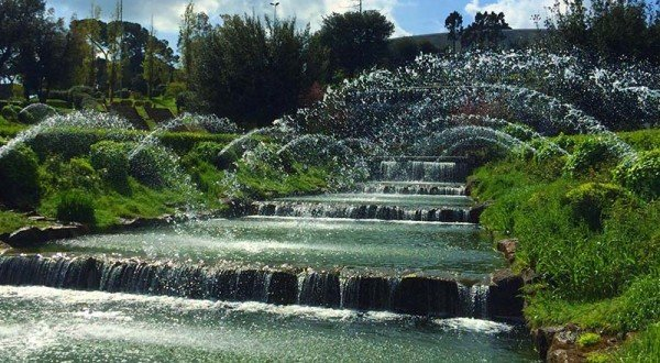 Cascata Da Giardino Moderna : Il giardino della cascate di roma riapre dopo anni grazie a un
