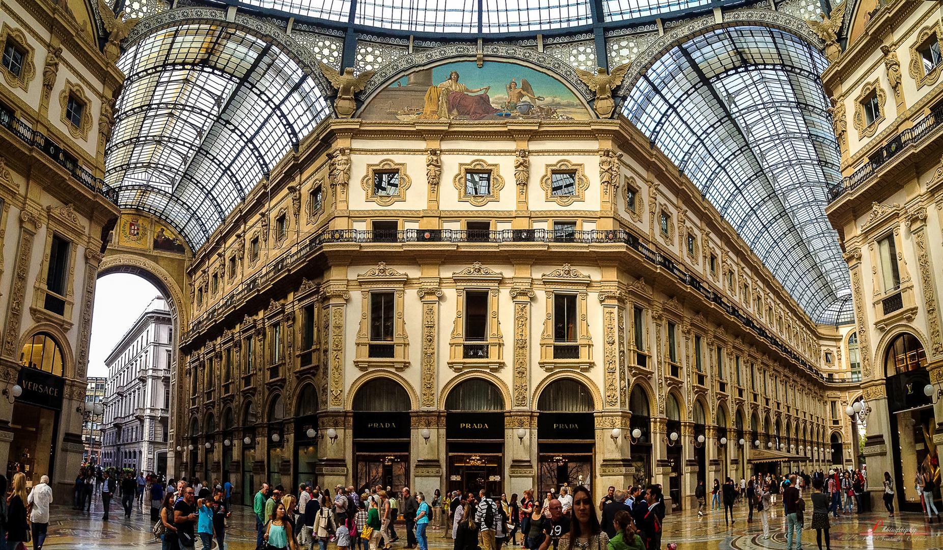 Il 'salotto' di Milano compie 150 anni