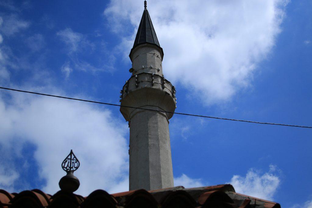 Sarajevo-minareto