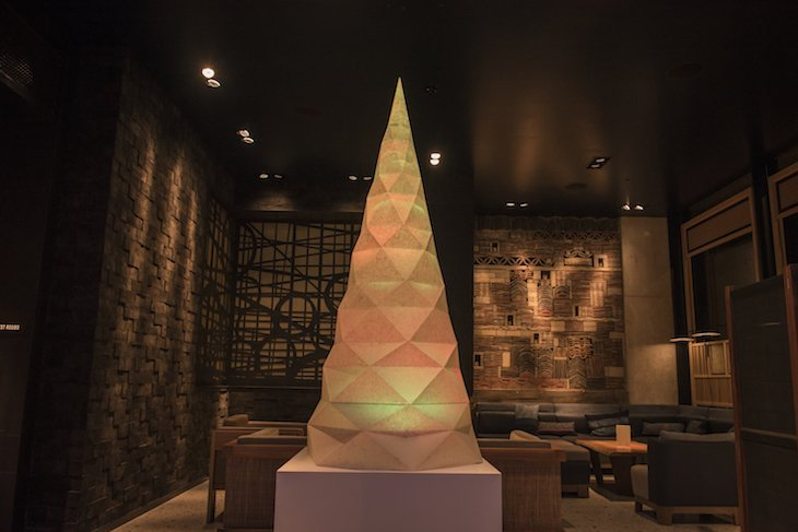 nobu_hotel_shoreditch_-_origami_christmas_tree_by_papershake_3