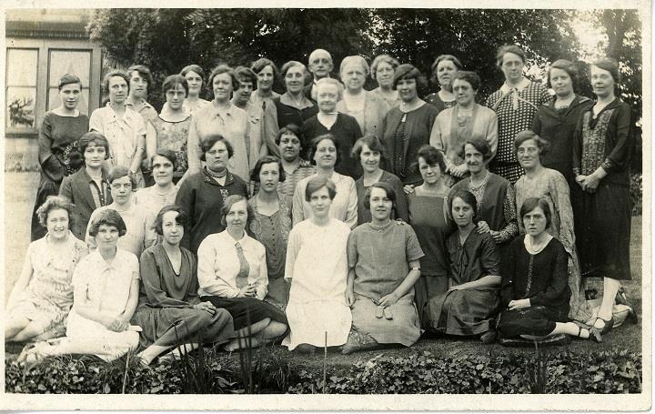 100 anni di suffragette a Leeds