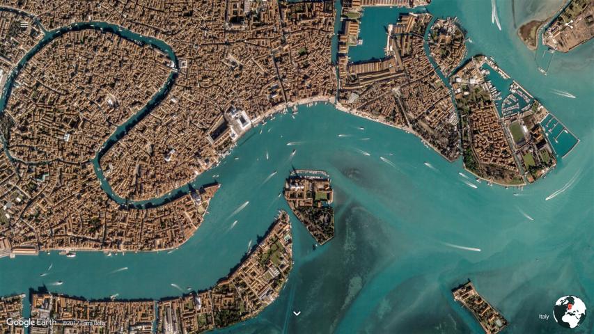 Venezia dietro l'obbiettivo