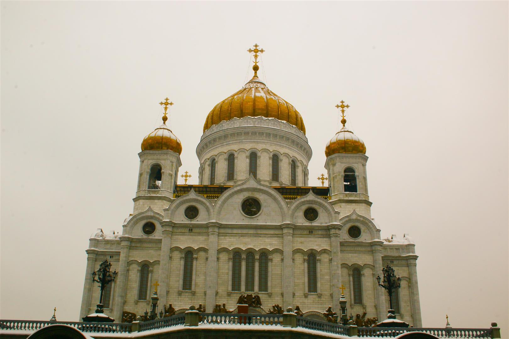 Tre giorni a Mosca