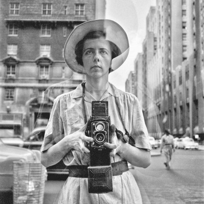 Vivian Maier, la Mary Poppins con la macchina fotografica