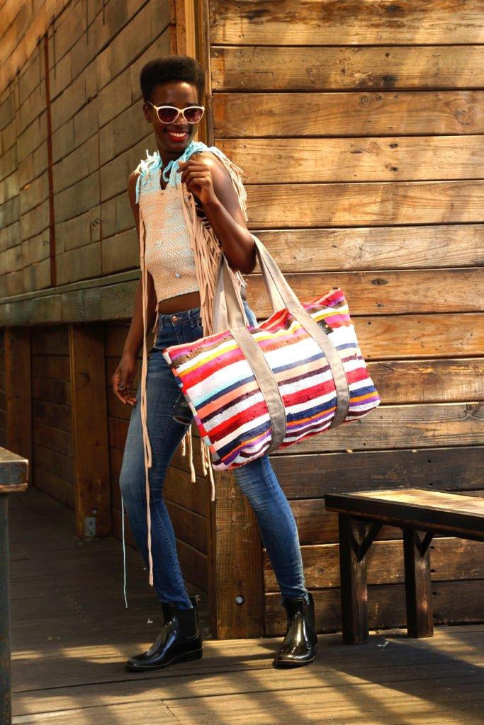 Ashanti AmaTaba Tote - Tote Bag Cape Town