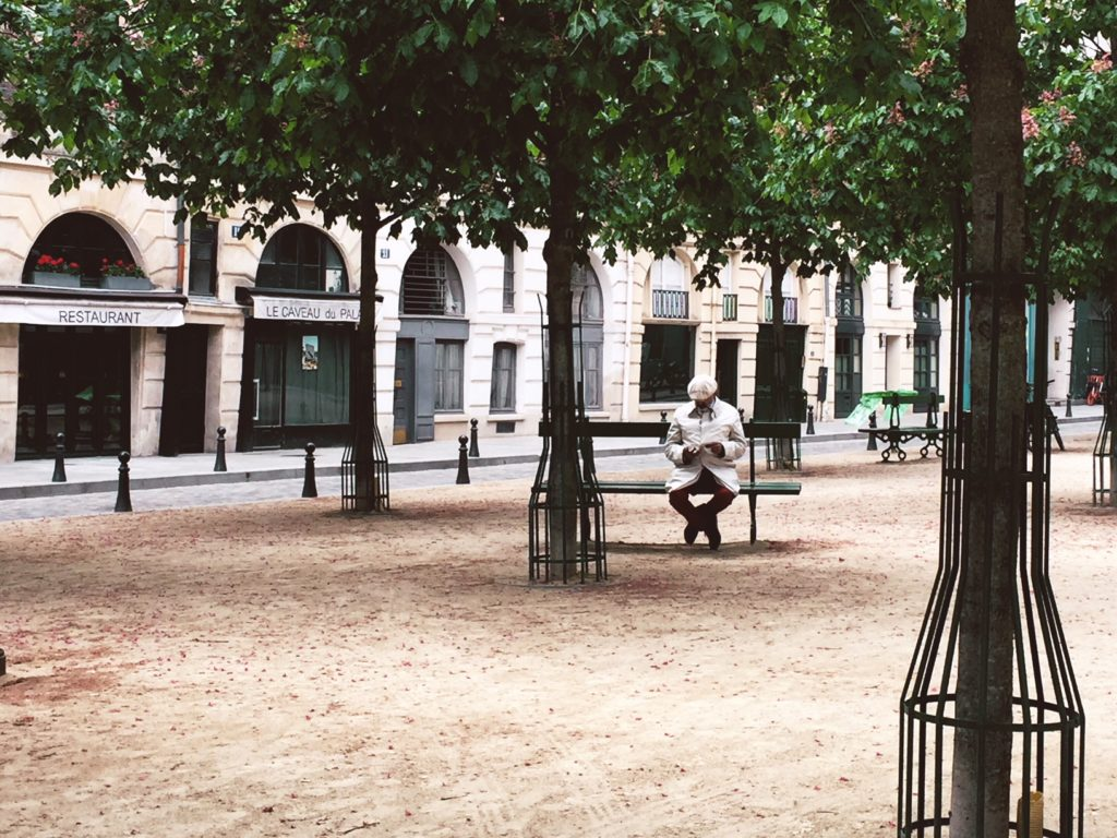 place-dauphine-parigi