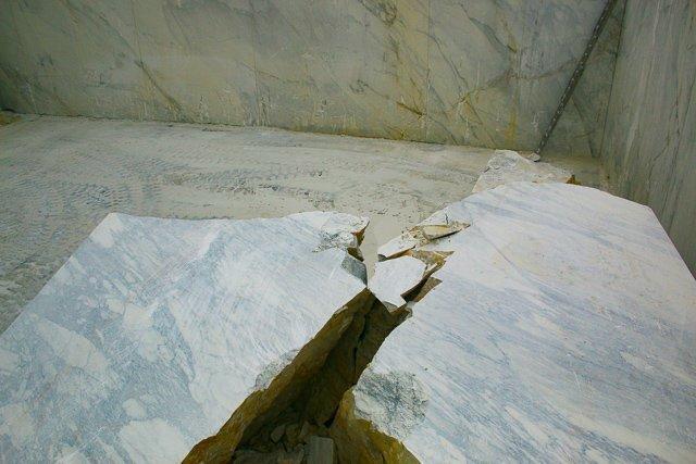 Il marmo di Michelangelo
