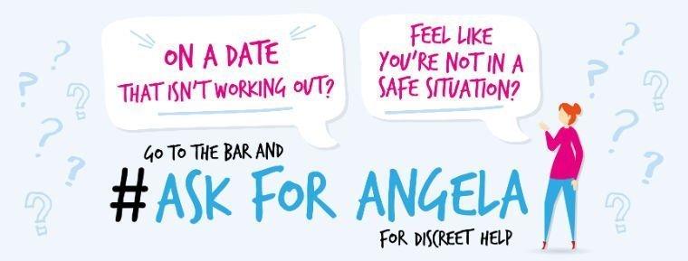 Sei nei guai e non sai come uscirne? Ask for Angela.