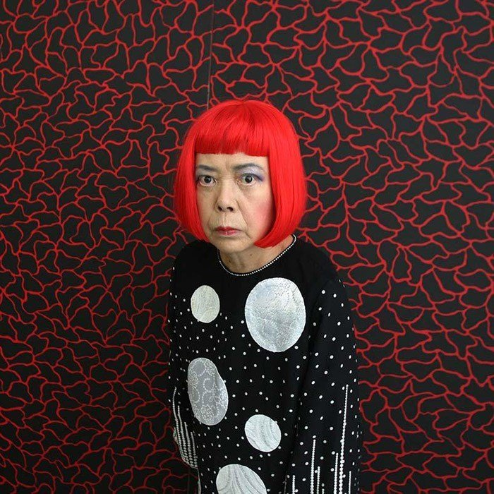 Yayoy Kusama: la rinascita della donna a pois