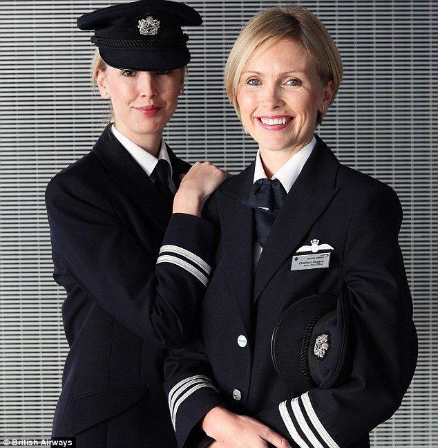 Perché a pilotare gli aerei sono sempre dei maschi?