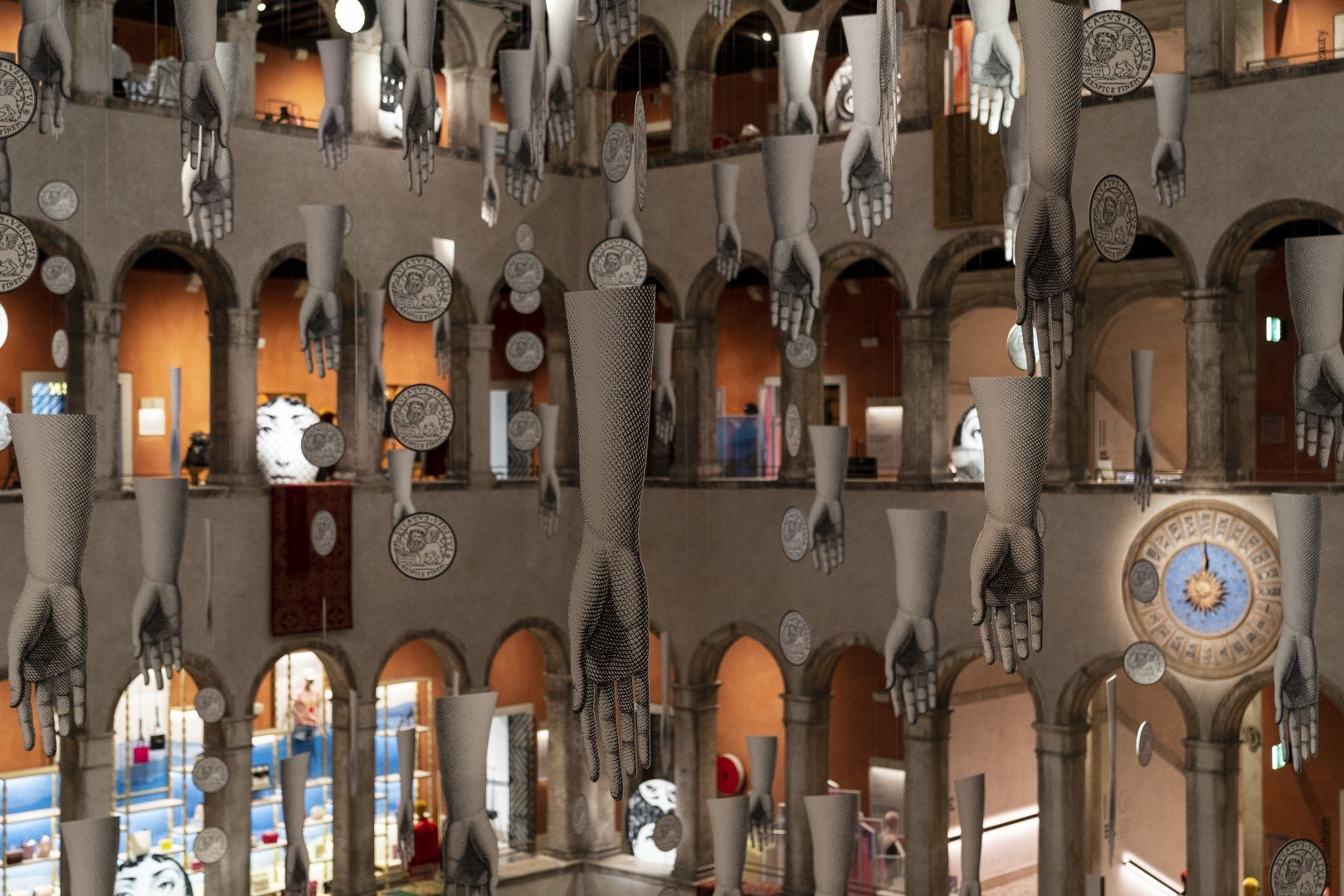 Venezia, Fornasetti e la capacità di sognare